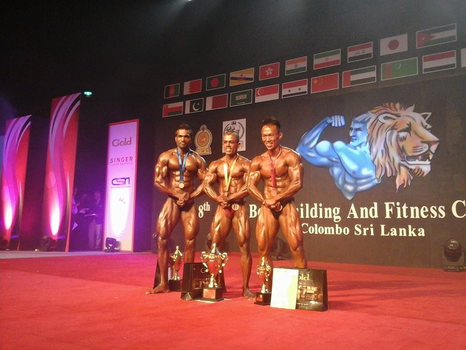 Asian Body Building 6