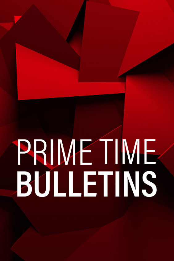 News First Prime Time Bulletins