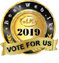 Bestweb 2019 badge