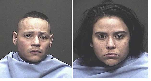 Arizona couple 'held girls captive'