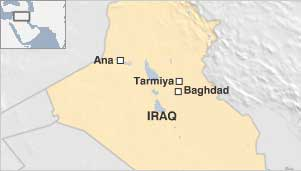 Police say eighteen abducted and killed in Iraq