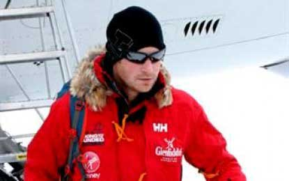 Prince Harry arrives in Antarctica for expedition (Video)