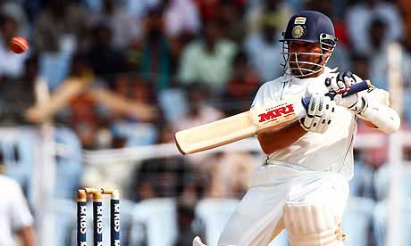 Sachin notches up his 68th test half-century