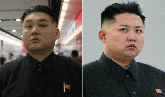 Youtube Spotlight: A body double in North Korea (Video)