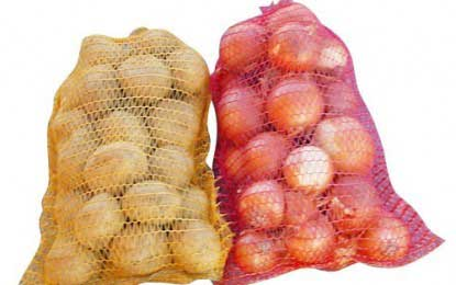 Taxes on potatoes, big onions and red onions to be reduced
