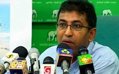 Govt is 'paying for sins we actually inherited': Dr. Harsha de Silva