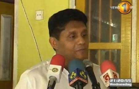 Sajith says UPFA has become more corrupt