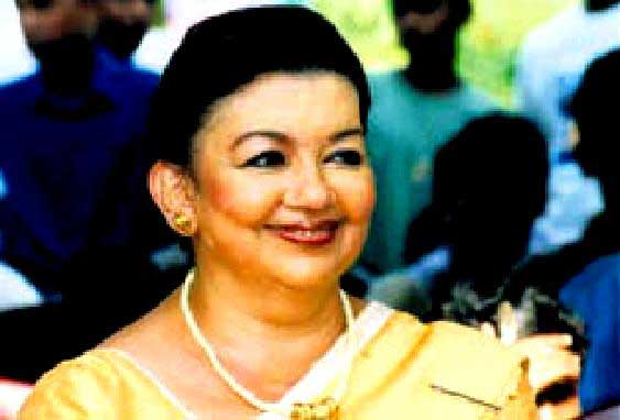 PRECIFAC summons former first lady Shiranthi Rajapaksa