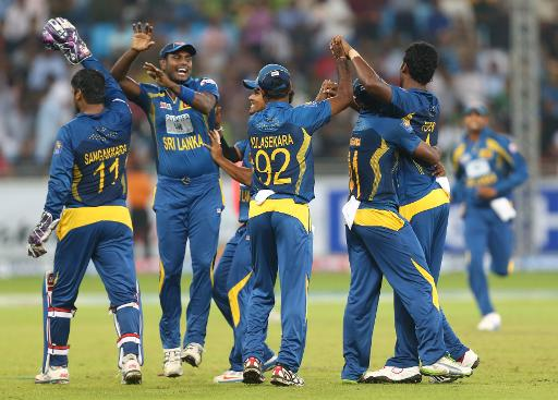 Sri Lanka beats Pakistan in second Twenty20