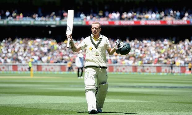 Ashes: Chris Rogers guides Australia to victory