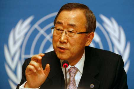 Must recommit ourselves to equality for all: Ban Ki-moon on gay rights
