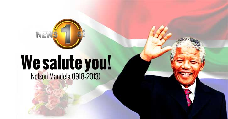 Our nation has lost its greatest son –  President Jacob Zuma announces Mandela's death