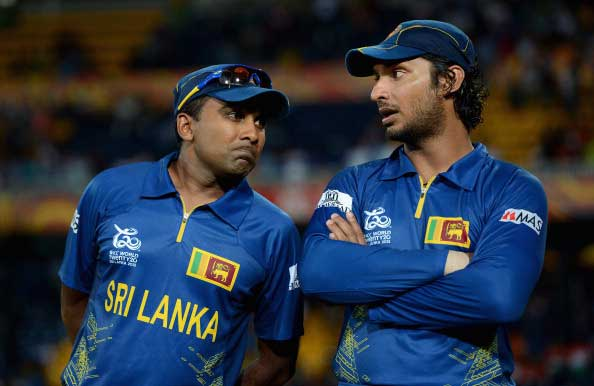 Sanga and Mahela victorious at ICC Cricket Awards