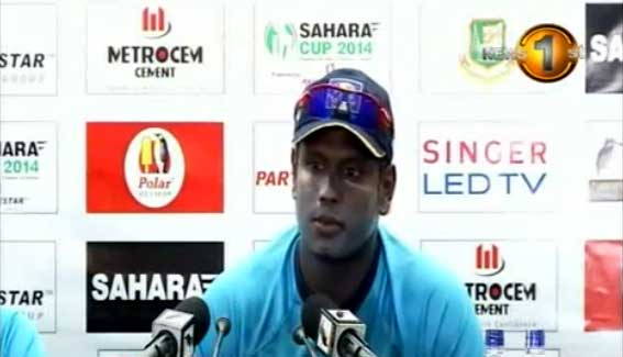 We are not going to take Bangladesh lightly – Angelo Mathews