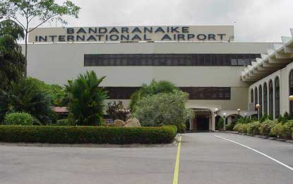 Foreign national arrested at BIA over alleged smuggling attempt