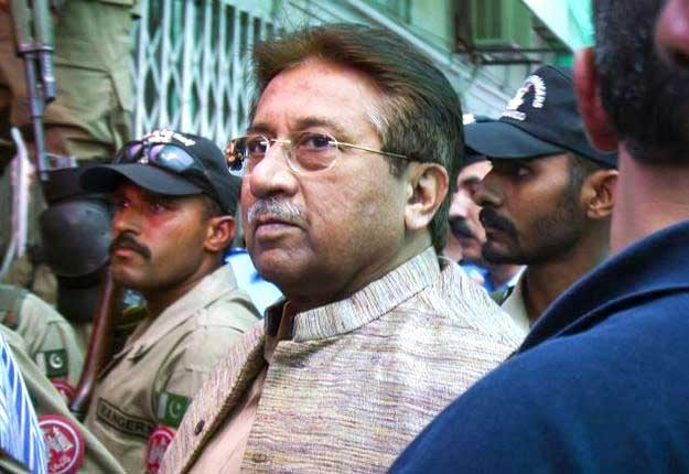 Pervez Musharraf rushed to hospital with 'heart problem'