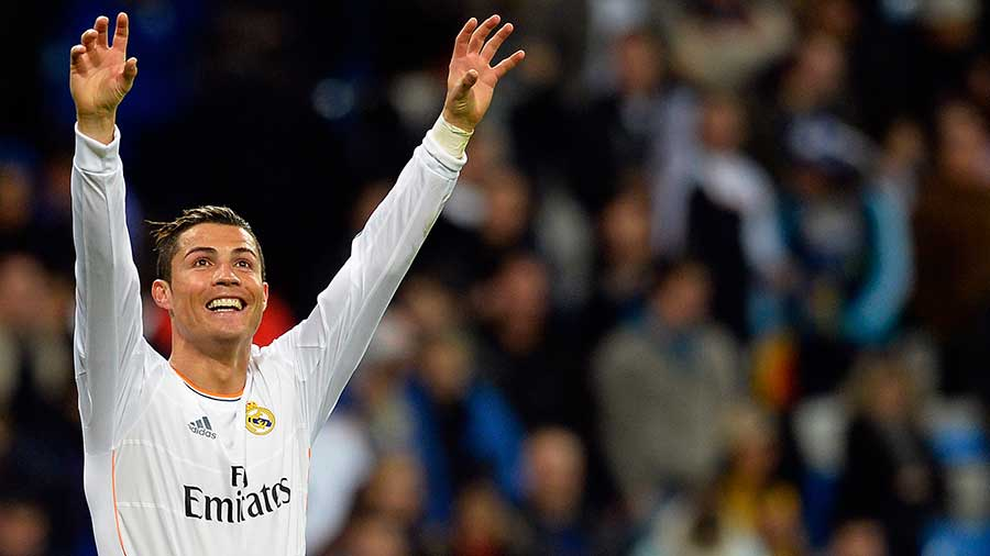 Ronaldo hits another milestone