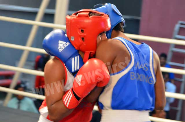 Super Fighter: talent jumps to the spotlight in Pannala