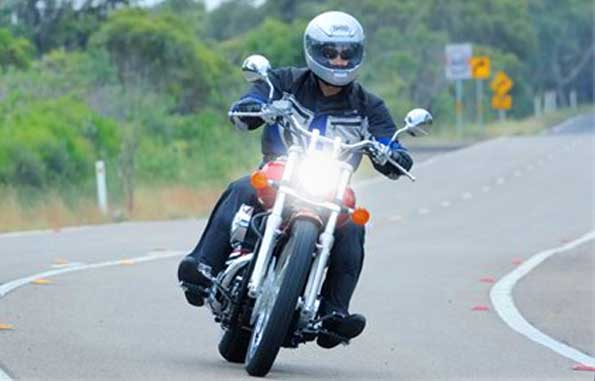 Motorcycle headlight law to get the green light if pilot run is successful