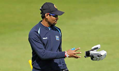 Dilshan out of Bangladesh series
