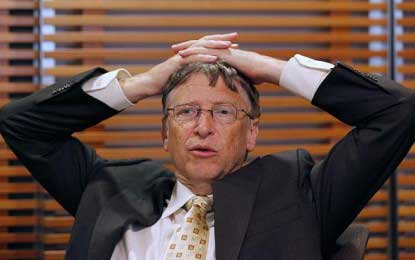 Bill Gates spends entire first day back in office trying to install Windows 8.1