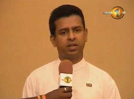 We selected some intelligent females – Janaka Bandara