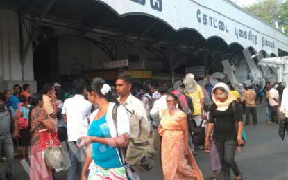 Train services are back to normal, says Locomotive Engineers Operating Union