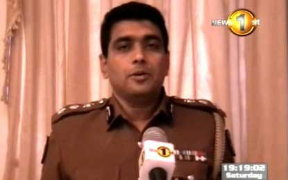 SSP Ajith Rohana says number of missing in Koslanda landslide is 34