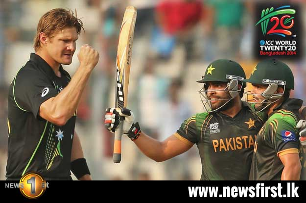 Pakistan crushes Kangaroos to grab victory