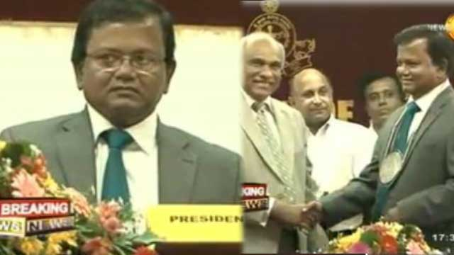 Upul Jayasuriya re-elected as President of the SL Bar Association