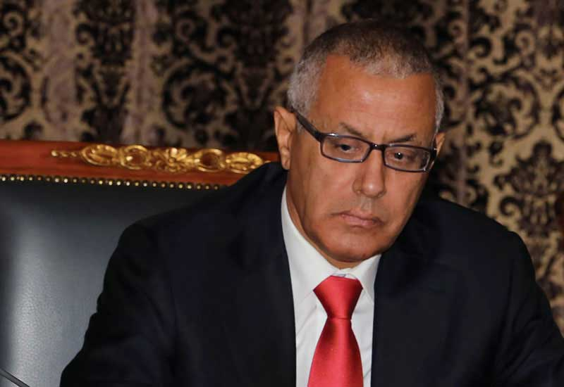 Libyan parliament ousts prime minister