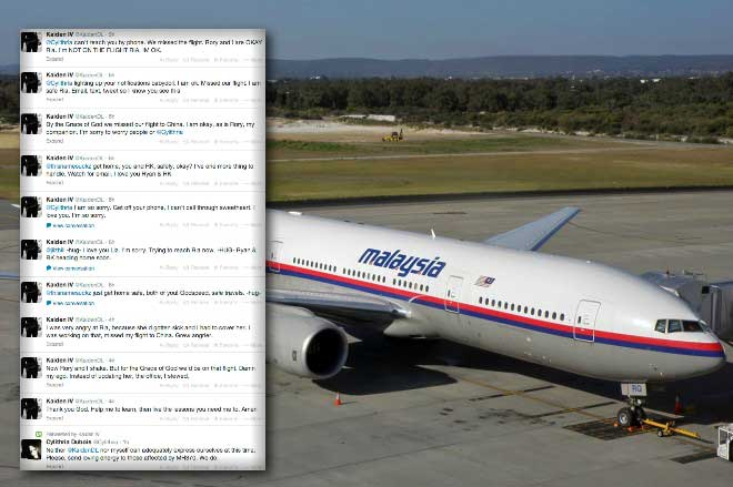 Malaysia Airlines plane turned west, away from its planned route – Military radar suggests