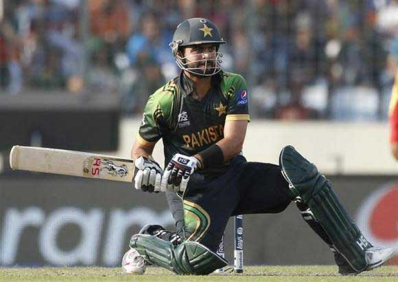 Pakistan beats Bangladesh in World Twenty20