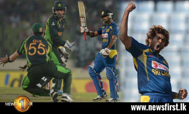 Sri Lanka beats Pakistan to clinch Asia Cup 2014