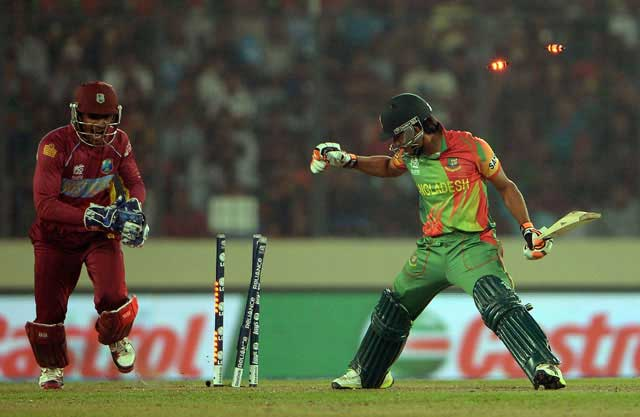 ICC World T20: West Indies crush Bangladesh by 73 runs