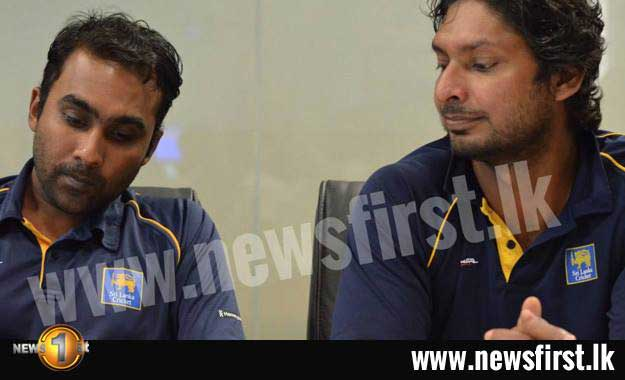 SLC says Sangakkara, Mahela not included in SL tour of Ireland