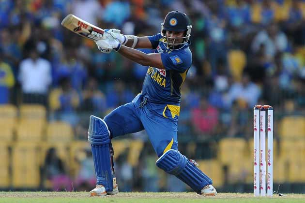 Sangakkara named Man of the Match