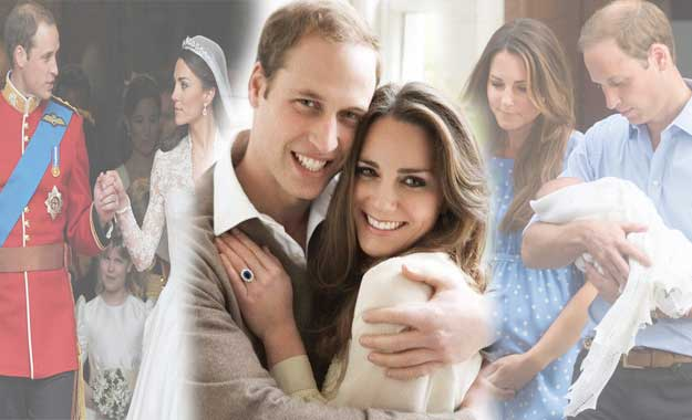 Prince William's romantic three-year anniversary gift to Kate Middleton (Photos)