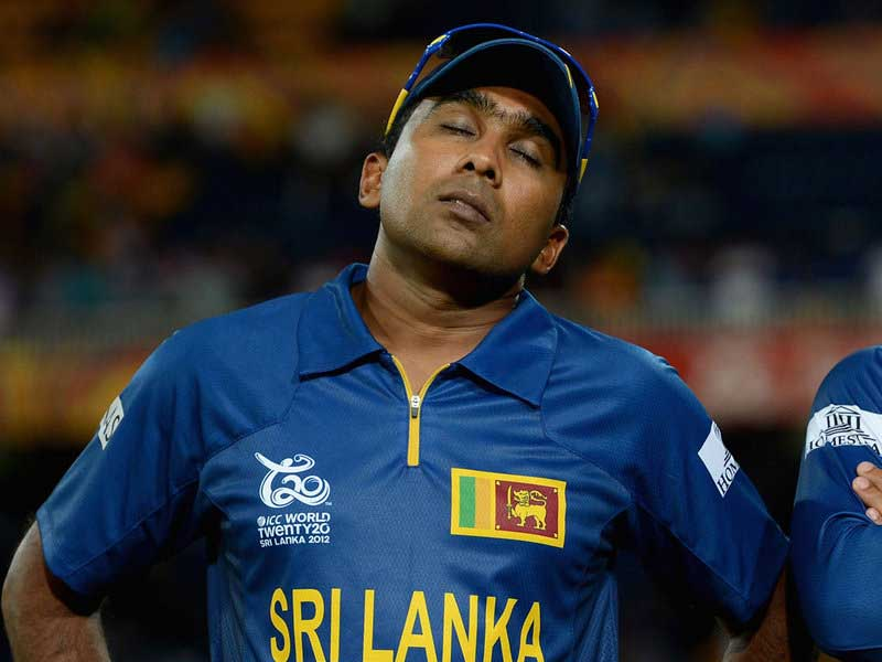 Cricket: Mahela Jayawardene to miss third match