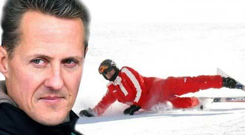 Michael Schumacher has 'moments of consciousness', says manager