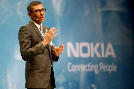 Indian-born Rajeev Suri named new President and CEO of Nokia