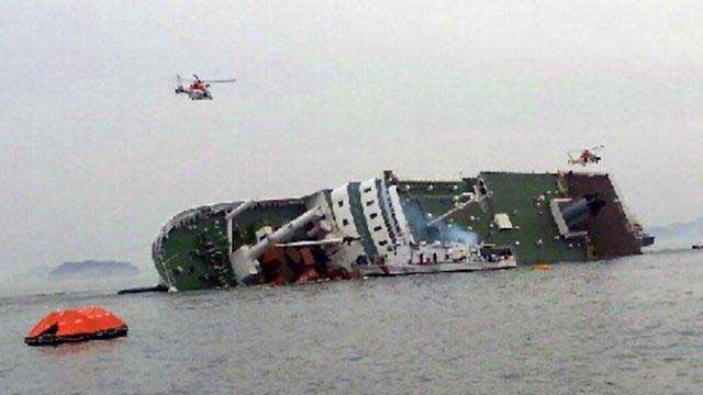 More deaths reported as South Korea ferry sinks