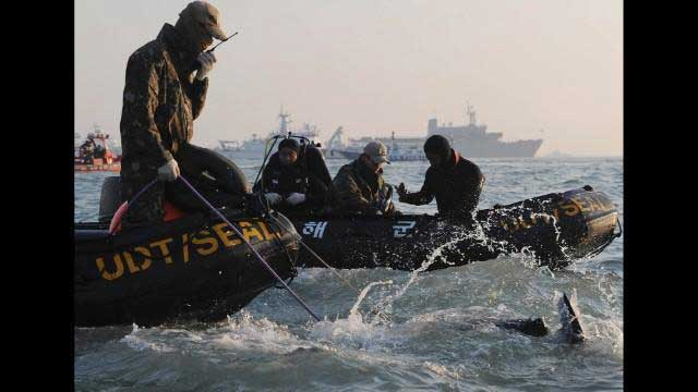 S. Korean ferry disaster: Authorities search house of 'Millionaire with no face'