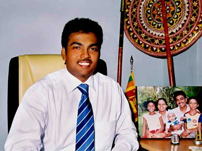 Kotte SLFP Chief Organiser Janaka Ranawaka vows to wipe out drugs before Poya Day