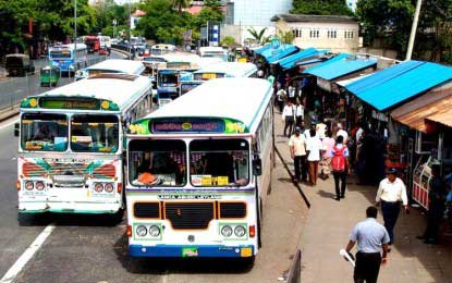 Bus services speed up for the New Year; more buses on standby