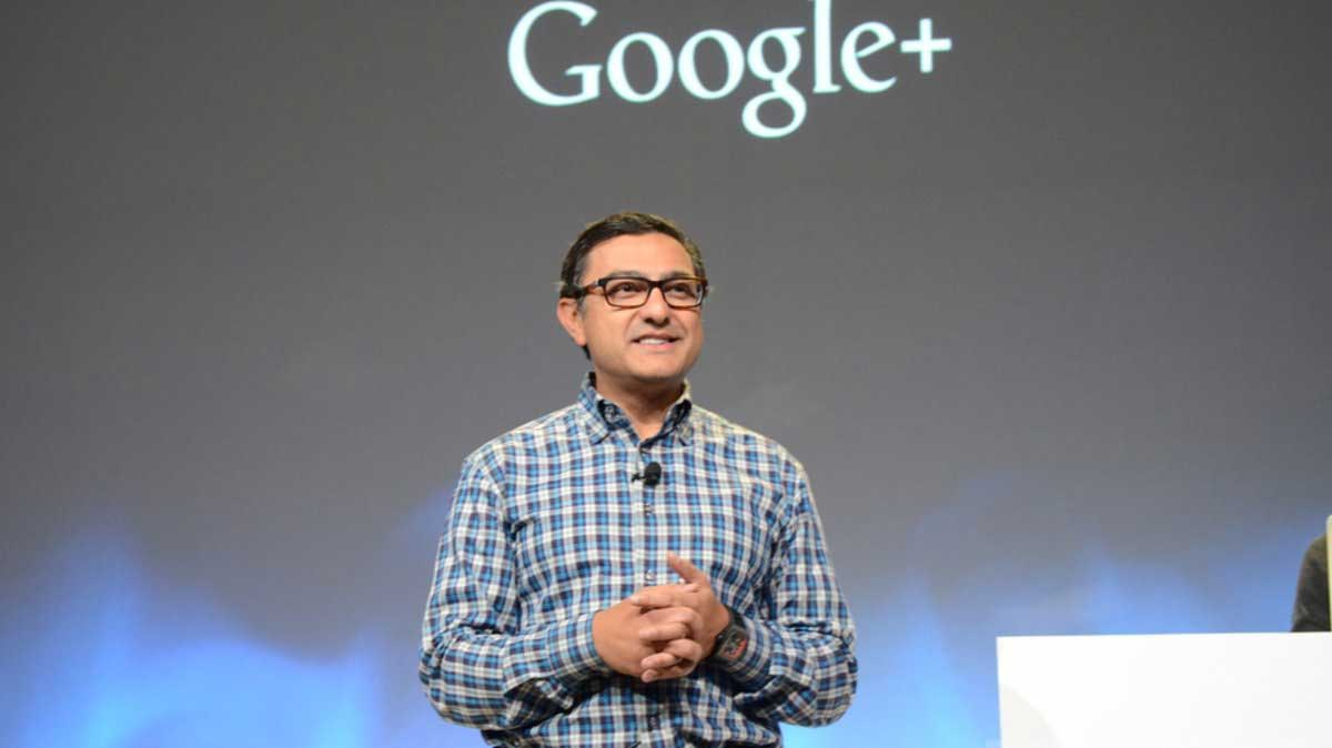 Google+ creator Vic Gundotra is leaving Google