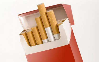 BIA Customs officials detect stock of illegal cigarettes worth Rs.1.2m