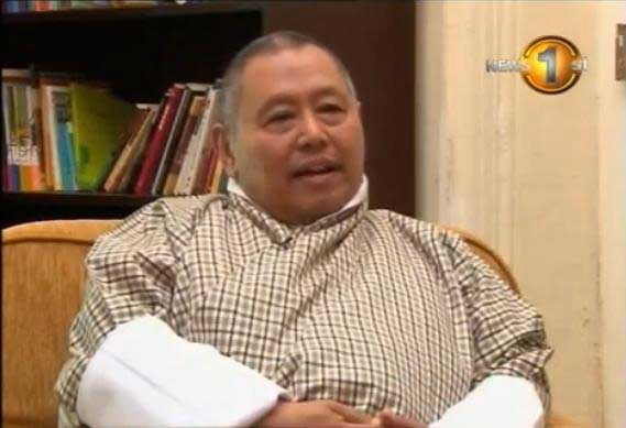 Democracy is not an alien concept to Buddhism – Bhutan CJ (Exclusive interview)