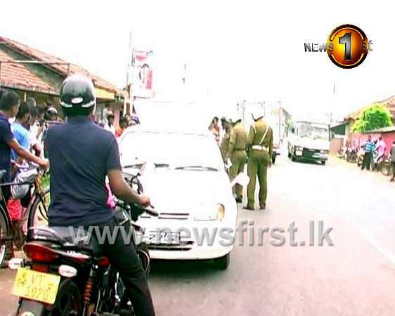 Protests in Colombo cause heavy traffic