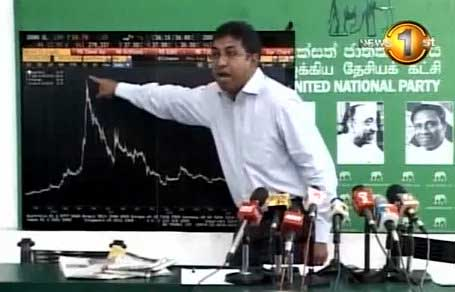 Dr. Harsha de Silva says EPF funds are used for dubious trade